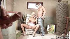 Cuckold Watch Hot Wife Fuck An