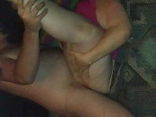 Fucking my slut bbw wife......who wants to be next??