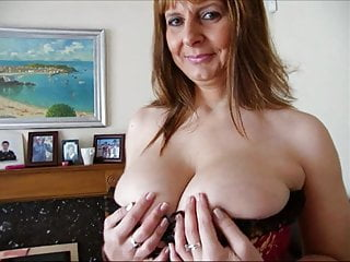 Getting Sandy's Boobs Out Pt1