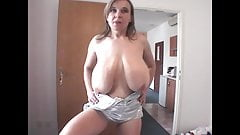 Extreme Saggy Tits 1