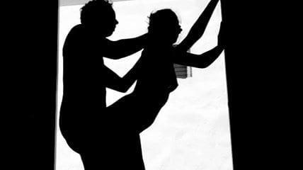 fucking silhouette art Sensual