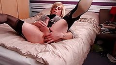 cd holly fingering and wanking