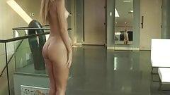naked model parade