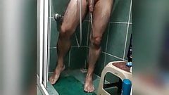 Let's Pee and take a Shower