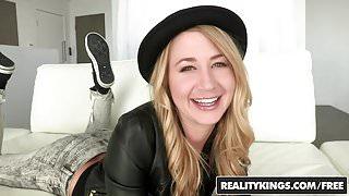 RealityKings - Teens Love Huge Cocks - Chris Strokes Mandy A