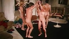 Horny Swinger Dancing Party (1970s Vintage)
