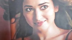 Cum and piss tribute to Tamanna