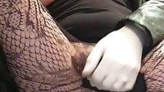 Vicky in pantyhose