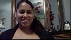 Big Tit Latina Blowjob