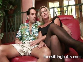 Chelsea is a horny blonde mature in need of a cock