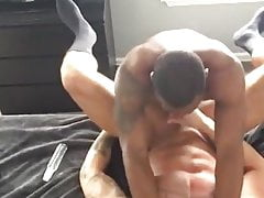 Submitting To Be His White Bitch