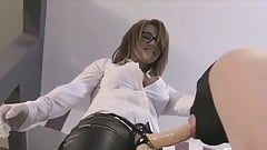 Mistress fuck slave's Thumb