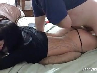 She Wouldn T Let Him Pull Out Creampie Domination Hd