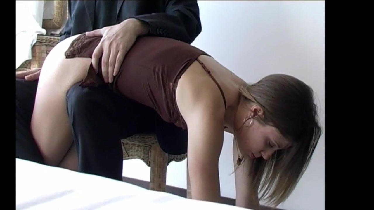 Hard Spanking Porn