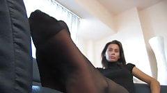 Nylon Feets 13