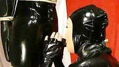 rubber doll sucking fakeman