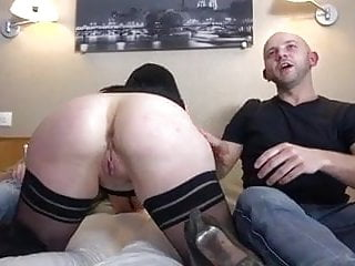 Liza accepted to get drill by 2 cocks