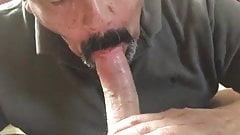6 foot 5 White Boss Feeds Latino Employee Cum