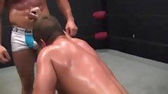 Women wrestlers naked francine