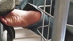 Feet Candid Class Chunky Girl Carolina
