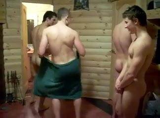 Jungs In Der Sauna
