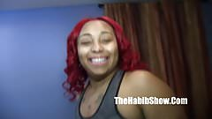thick sexy newbie laylared gets slobbs on hairy quickie mart