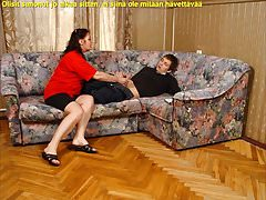 Slideshow with Finnish Captions: Mom Dora 1