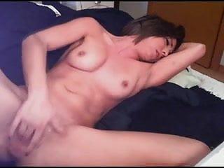 sexy girl masturbate many hot orgasms + alot squirts