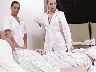 Young horny sexy Nurses