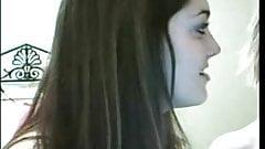 Teen on Webcam