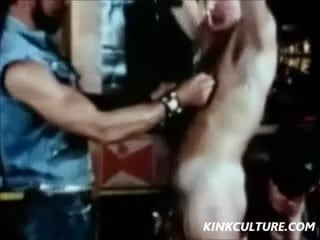 Classic Excessive Homosexual BDSM Compilation