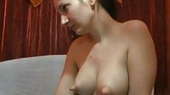 Webcam puffy nipples (NO SOUND)