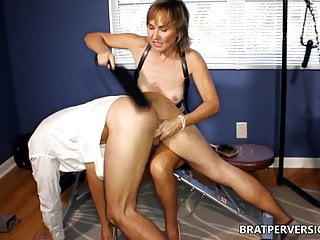 Spanked By A Kink Y Mature Milf