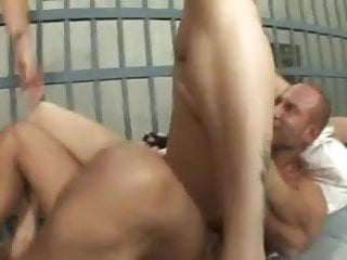 Anastasia Brill Fucts Two Coxs Outta Jail 420