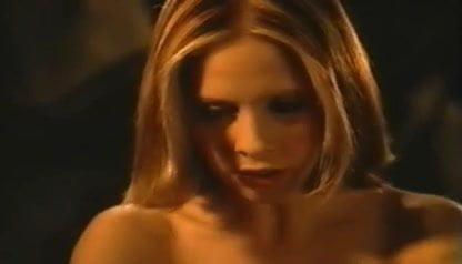 Sarah michelle gellar sex scene clip