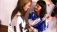 British Lesbian Football Sluts