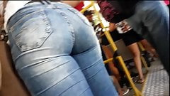 gostosas de jeans
