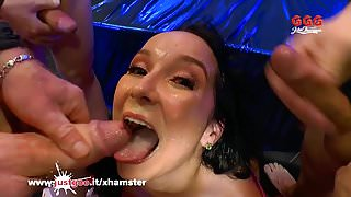 Anal Queen Francys Belle Welcome to German Goo Girls