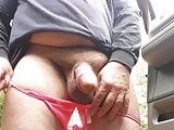 cock play at cruzing spot