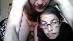 Spanish dirty older couple