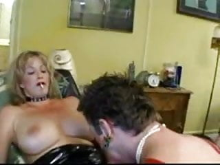 Crossdressed and dominated
