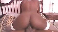 horny black hairy pussy