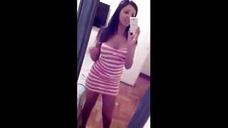 Argentine girl shows upskirt.mp4