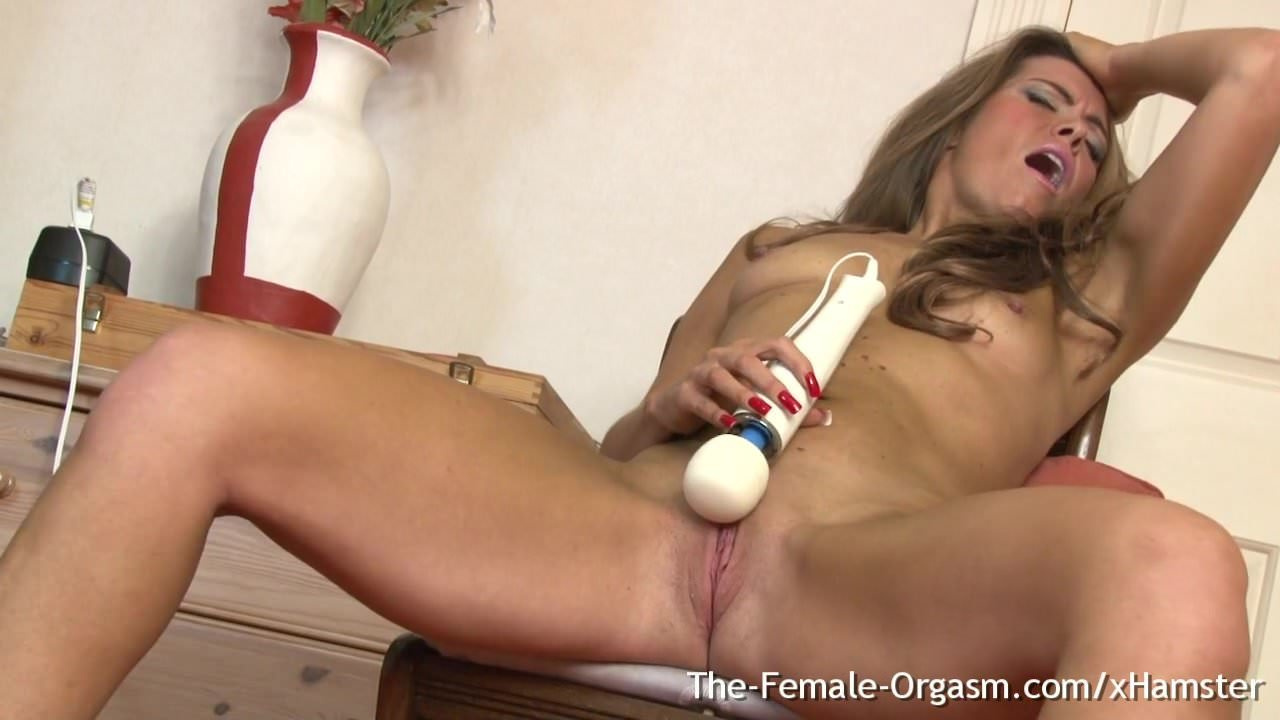 Female orgasm milf