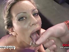 My sexy mom is a real man pleaser - German Goo Girls