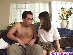 Sweet babe Anna Kuramoto  her banged - More at hotajp.com