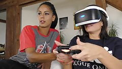 This is for the Fappers, PS VR Adventures Panty Play Fun