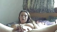 sexy girl on cam with me