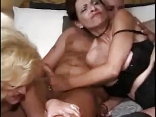 Nasty granny sluts