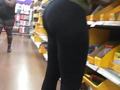 Slim Bubble Booty Teen VPL BTS Shopping